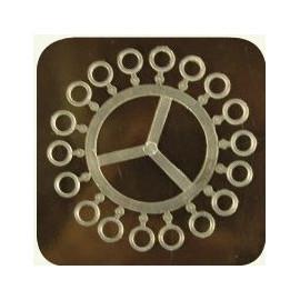 EXTRA CARP silikonový kroužek na pelety 5,5mm