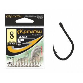 Kamatsu - Háček Iseama s očkem vel.6