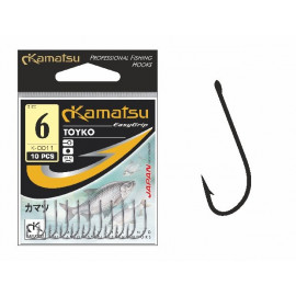 Kamatsu - Háček Toyko s očkem vel.4