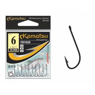 Kamatsu - Háček Toyko s očkem vel.16
