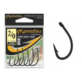 Kamatsu - Háček Kayo Heavy Carp s očkem vel.2/0