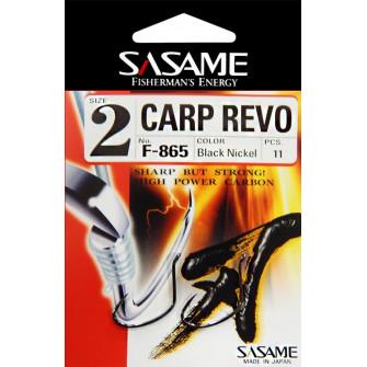 Sasame - Háček Carp Revo s očkem vel.3
