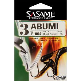 Sasame - Háček Abumi s lopatkou vel.6