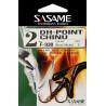 Sasame - Háček DH-Point Chinu s lopatkou vel.5