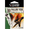 Sasame Háček Fallin Fox s lopatkou
