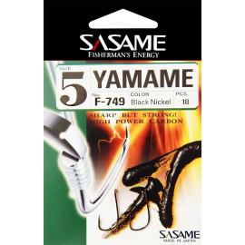 Sasame - Háček Yamame s lopatkou vel.6