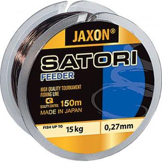 Jaxon - Vlasec Satori Feeder 150m 0,27mm