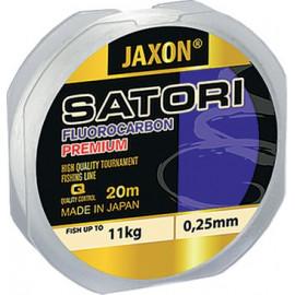 Jaxon - Vlasec Satori Fluorocarbon Premium 20m 0,35mm