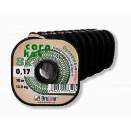 BroLine - CARP KEV Dyneema 0,23mm/10m