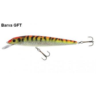 Jaxon - Wobler HS Fish Max 25cm Floating barva GFT