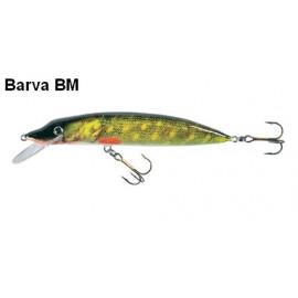 Jaxon - Wobler HS Pike 16cm Floating barva PT