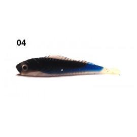 Konger Lucky Shad 6cm/10ks barva 04