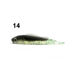 Konger Lucky Shad 6cm/10ks barva 14