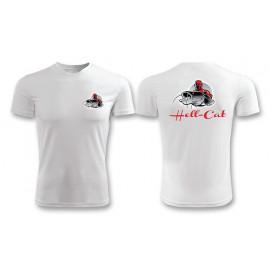 Tričko Hell-Cat PROFI bílé
