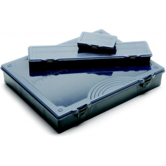 Krabička Leeda Complete Tackle Box with Rigs Box