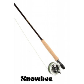 Prut Snowbee Classic Fly 8,6ft (2,6m) 4/5, 4-díl
