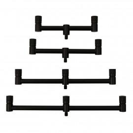 Hrazda Gardner Black Shadow Buzzer Bars (2 rod), 6 inch