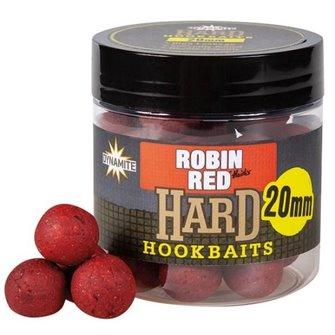 Dynamite Baits Hardened Hookbaits Robin Red 20 mm|DY1583