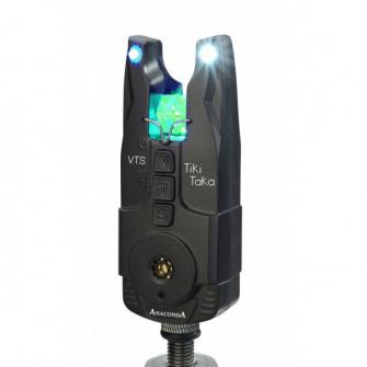 Anaconda elektronický hlásič Tiki Taka V.T.S. Barva zelená-2048553