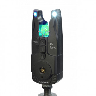 Anaconda elektronický hlásič Tiki Taka V.T.S. Barva žlutá-2048554