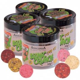 Pop up boilie Anaconda Bionic Crunch 50g Příchuť Chesse Onion-2201516