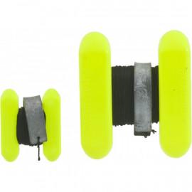 Anaconda H –bojka Cone Marker, se zátěží, signální žlutá, 6,5 x 8 cm-2230442