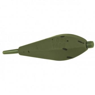 Anaconda olovo Inline Crank Bomb Hmotnost 98g-2654098