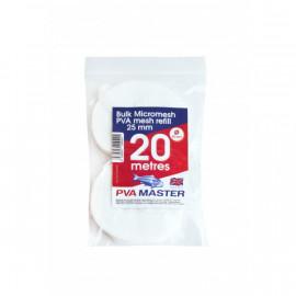 Náhradní punčocha PVA MASTER 20 m (2 x 10 m) 25 mm Micromesh-PVA02002