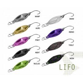 Plandavka Delphin LIFO-2.5g TROUT Hook 8