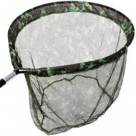 NGT Podběráková Hlava Camouflage Pan Net 45 x 55cm