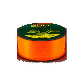 Silon CLIMAX CULT CARP FLUO ORANŽOVÁ LINE 0,30mm/8,3kg - 1m