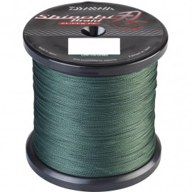 DAIWA - Shinobi Braid tmavě zelená 0,20mm/1m/14,8kg