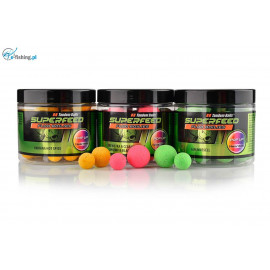 TANDEM BAITS Super Feed Fluo Pop-Up 14/16mm/90g - INDIANA HOT SPICE