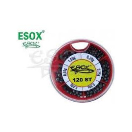 Esox Broky sada 120g