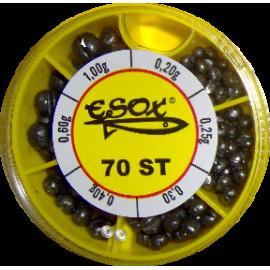 Esox Broky sada 70g ST