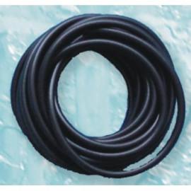 SPORTS PVC hadička - černá 2mm / 1,5m