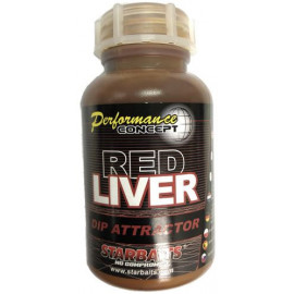 DIP STARBAITS PERFORMANCE CONCEPT - RED LIVER 200ml