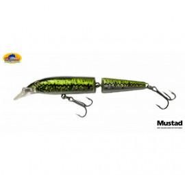 Wobbler Jointed Minnow TSUNAMI - GREEN MACKEREL