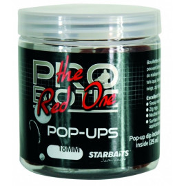 Plovoucí boilies STARBAITS Probiotic Red One 60g - 14mm