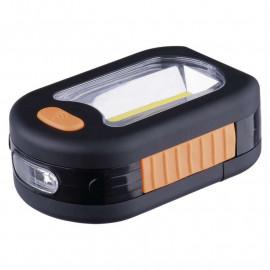 EMOS - LED svítilna plastová, 3 COB LED na 3x AAA