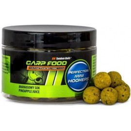 Tandem Baits Impact Carp Food Perfection Mini Hookers 150ml/12mm - ANANAS