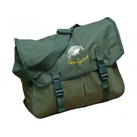 Taška přes rameno CARPSYSTEM zelená