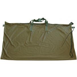 Vážící sak CARP SYSTEM Carp Sack se zipem 80x120cm + pouzdro