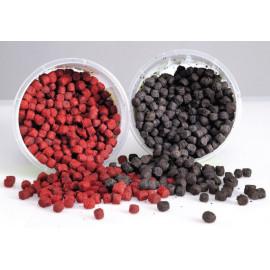 4CARP XXL PELLETS 8mm/5kg - HALIBUT+RED HALIBUT