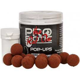 Plovoucí boilies STARBAITS Probiotic Red One 60g - 20mm