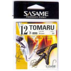 Sasame - Háček TOMARU vel. 0,8 -  bal.19ks