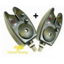 GIANTS FISHING Signalizátor zaběru TR Bite Alarm set 1+1