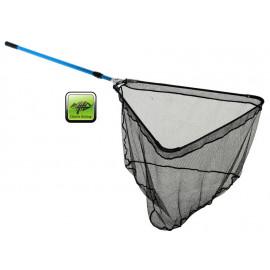 GIANTS FISHING Podběrák Strong Alu Landing Net 2,2m, 70x70cm