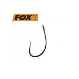 FOX - SERIES 2B Specialist Carp Hook WIDE GAPE vel. 8 10ks bez protihrotu