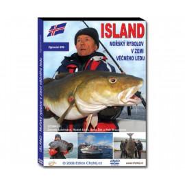 DVD Island mořský rybolov v zemi věčného ledu